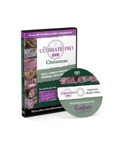 Crafter's Companion Ultimate Pro Christmas DVD