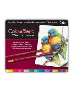 ColourBlend by Spectrum Noir 24 Pencil Set - Primaries