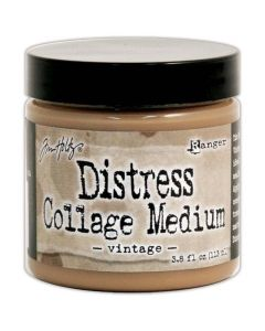 Tim Holtz Distress Collage Medium - Vintage