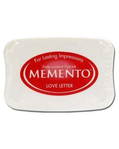 Tsukineko Love Letter Memento Ink Pad