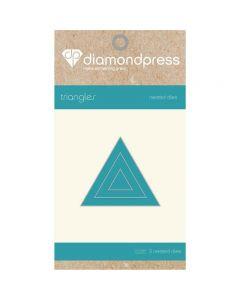 Diamond Press Nested Dies - Triangle