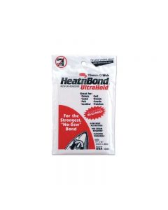 "Heat'n Bond Ultra Hold Iron-On Adhesive 17""x12"""