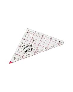 Sew Easy Patchwork Triangle Template - 4.5""