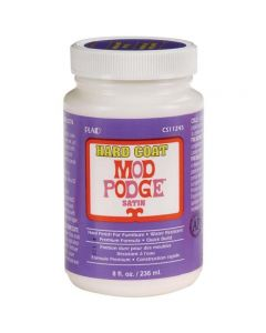 Mod Podge 8oz Hard Coat