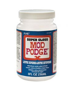 Mod Podge 8oz Super Thick Gloss