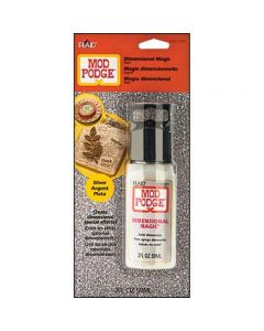 Mod Podge Silver Glitter Dimensional Magic