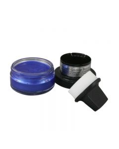 Cosmic Shimmer Metallic Gilding Polish Mediterranean Blue thumb