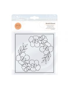 Tonic Studios Embossing Folder - Beautiful Blossom