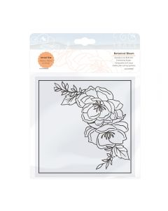 Tonic Studios Embossing Folder - Botanical Bloom