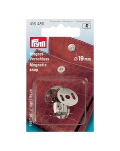 Prym Silver 19mm Magnetic Snap