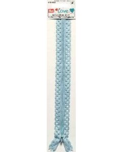Prym 40cm Love Zip - Light Blue