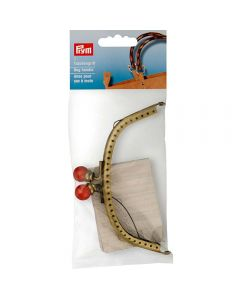 Prym Brass Brushed Bag fastening - Alegra