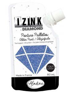 Aladine Izink Diamond Paint (80ml) - Bleu