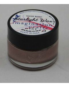 Imagination Crafts Starlight Wax - Diamond