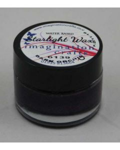 Imagination Crafts Starlight Wax - Dark Orchid