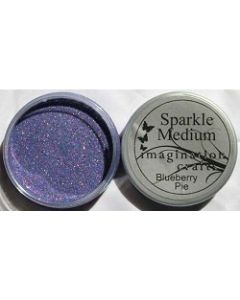 Imagination Crafts Sparkle Medium - Blueberry Pie