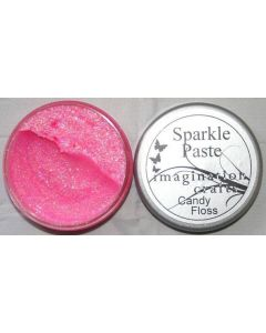 Imagination Crafts Sparkle Medium - Candy Floss