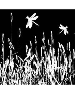Imagination Crafts Art Stamps - Grasses