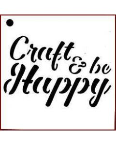Imagination Crafts Mini Stencil - Craft and Be Happy