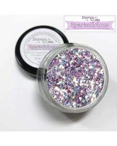 Stamps by Chloe Sparkelicious Glitters - Bubble Bath