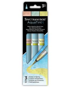 AquaTint by Spectrum Noir (3PK) - Shades of Spring
