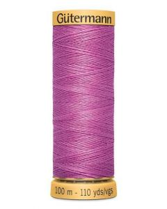Gutermann 2T100C6000 Natural Cotton Thread- 100m