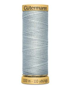 Gutermann 2T100C6117 Natural Cotton Thread- 100m
