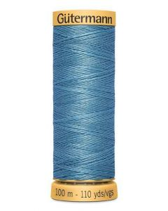 Gutermann 2T100C6125 Natural Cotton Thread- 100m