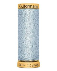 Gutermann 2T100C6217 Natural Cotton Thread- 100m