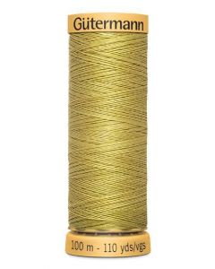 Gutermann 2T100C746 Natural Cotton Thread- 100m