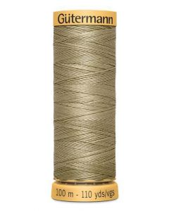 Gutermann 2T100C816 Natural Cotton Thread- 100m