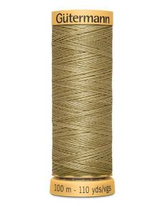 Gutermann 2T100C826 Natural Cotton Thread- 100m