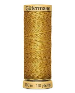 Gutermann 2T100C847 Natural Cotton Thread- 100m