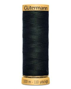 Gutermann 2T100C8812 Natural Cotton Thread- 100m