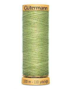 Gutermann 2T100C9837 Natural Cotton Thread- 100m