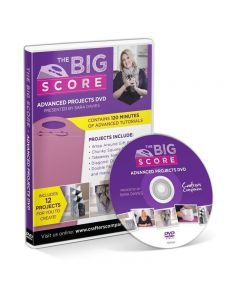 The Big Score Advanced Projects DVD
