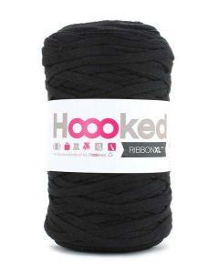 Hoooked RibbonXL Yarn - Black Night