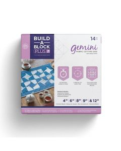 Gemini Build-a-Block Patchwork System PLUS