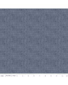 Riley Blake Edie Jane fabric - Sketch Navy