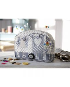 Debbie Shore Pattern and Instructions Download - Caravan Pin Cushion