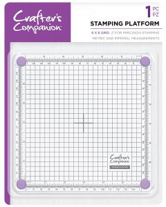 "Crafter's Companion - Stamping Platform – 6""x6"""