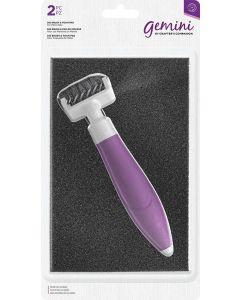 Gemini Die Brush Tool and Foam Pad
