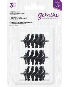 Gemini Die Brush Tool Replacement Heads