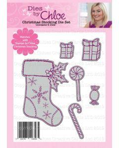 Dies by Chloe - Christmas Stocking Dies