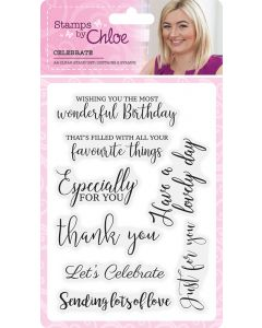 Stamps by Chloe Sentiments - Celebrate