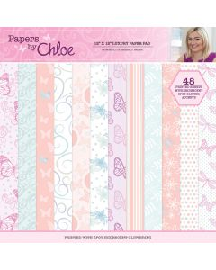 Papers by Chloe – 12 x 12 Luxury Paper Pad