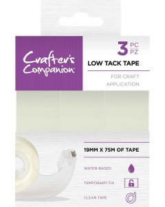 Crafter's Companion - Low Tack Tape (3PC)