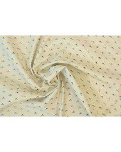 Threaders Country Yard Fabric - Petite Flowers
