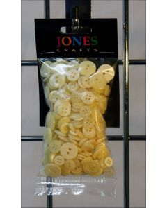 Jones and Co. Cream Buttons approx. 50g