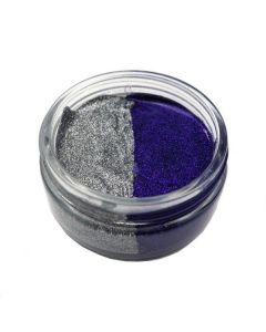 Cosmic Shimmer Glitter Kiss Duo - Lilac Frost